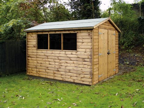 Shaws For Sheds by Gable And Pent Sheds