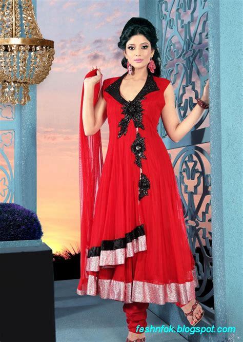 new pattern dress indian fashion fok anarkali fancy umbrella frocks anarkali