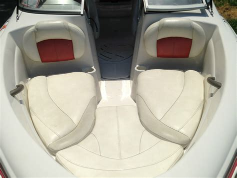 tahoe boat seat covers tahoe q4 ss 2009 for sale for 9 000 boats from usa