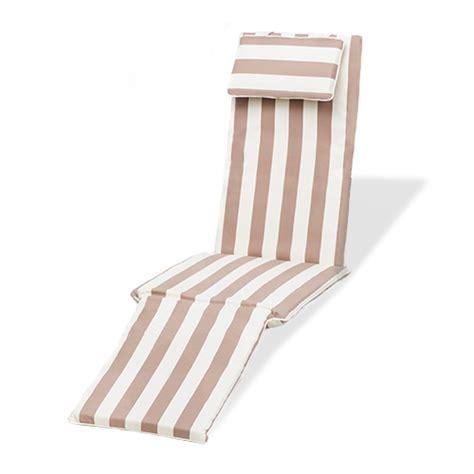 Gold Patio Chair Cushions Gardenista Gold Edition Garden Steamer Chair Cushion Pad