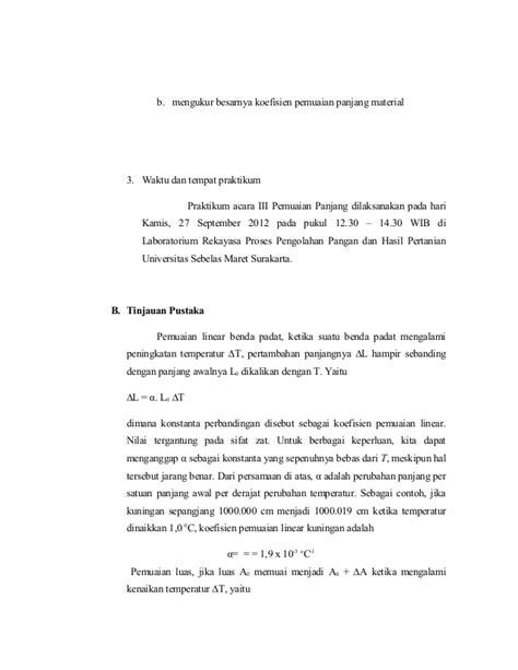 format laporan yang benar contoh laporan hasil praktikum yang benar contoh aneka