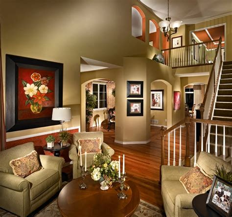 model home decor model homes decorated fully furnished decorated model at