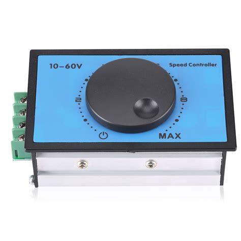 Dc Motor Speed Controller Dimmer Pwm 20a dc 12v 20a dc motore pwm regolatore velocita controllo