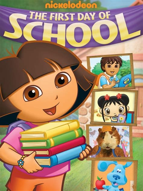 libro schools first day of image the first day of dvd jpg nickelodeon fandom powered by wikia