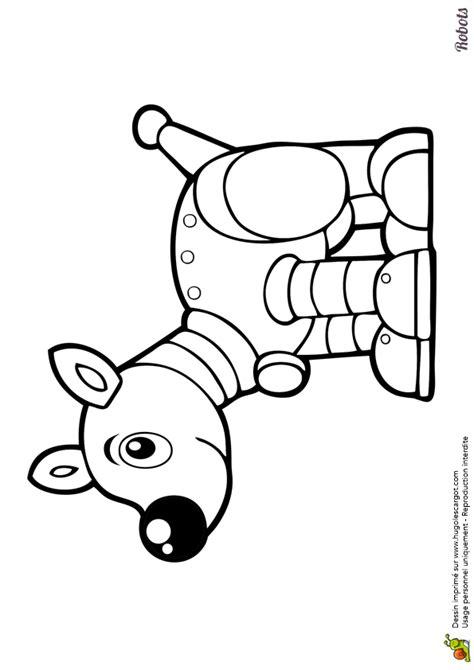 Dessin 224 Colorier Et 224 Imprimer D Un Robot Toutou
