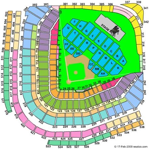 wrigley field concert seating wrigley field concerts seating images