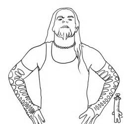 jeff hardy coloring pages az coloring pages