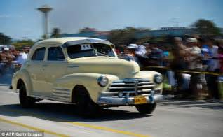 does cuba new cars cuba eases its 50 year embargo on car imports in the