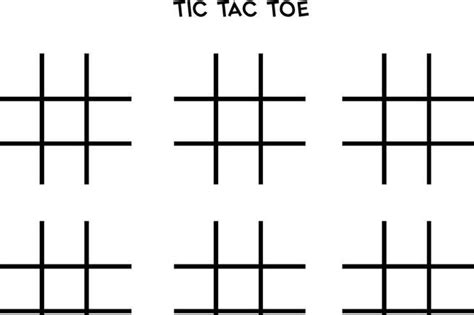 Tic Tac Toe Template Download Free Premium Templates Forms Sles For Jpeg Png Pdf Tic Tac Toe Template Printable