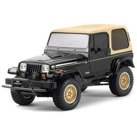 tamiya rc jeep tamiya 1 10 rc jeep wrangler yj 300084071 ebay