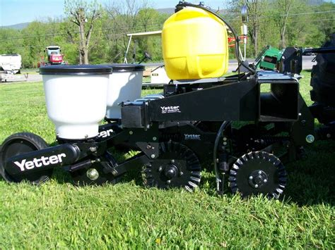 Deere 71 Planter by 71 Planter Unit Yetter Co