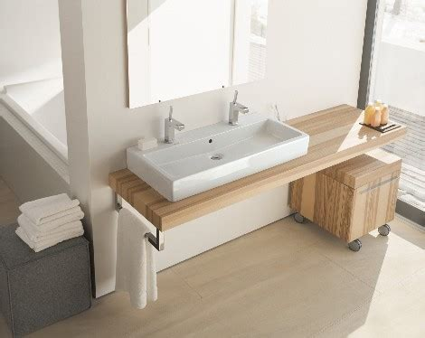 Modern Bathroom Furniture From Duravit New Fogo Range In Duravit Bathroom Furniture