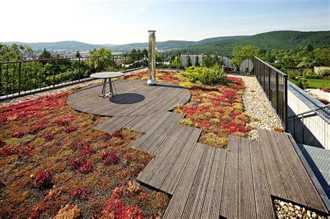 Terrasse Sur Le Toit by Plans D Une Maison Contemporaine Avec Toit Terrasse