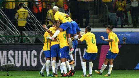 bantai cile brasil rajai zona conmebol thetanjungpuratimes