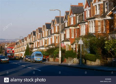 houses to buy in north london terraced houses in london street muswell hill north london stock photo royalty free