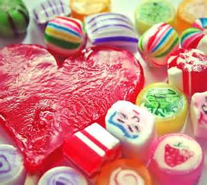 World sweets candy sweets