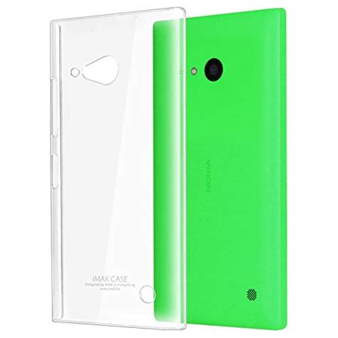 Imak 2 Ultra Thin For Microsoft Nokia 1 imak 2 ultra thin for nokia lumia 730
