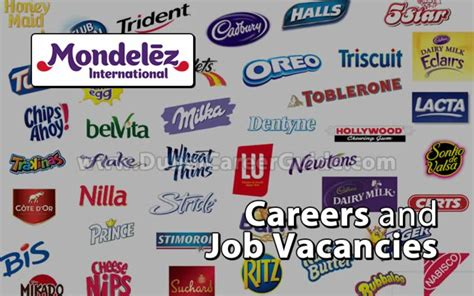 Mondelez International Mba Internship by Mondelez International Uae Careers And Vacancies