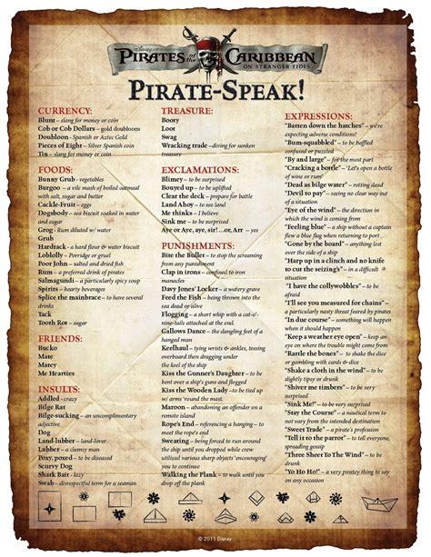 theme quotes in speak pirate phrases and quotes quotesgram