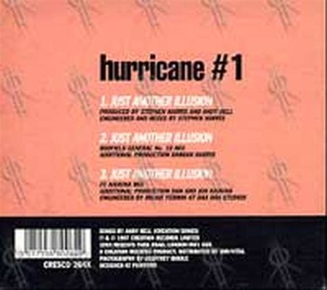 Another Illusion by Hurricane 1 Just Another Illusion Mixes Cd Single