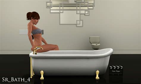 private parts bathtub private parts bathtub my sims 3 poses bath time bathtub
