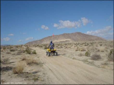 Ocotillo Wells SVRA   California Motorcycle and ATV Trails