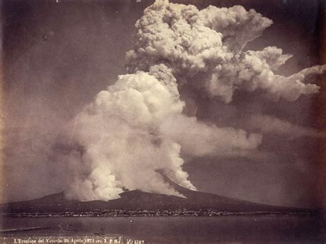 the eruption of vesuvius in 1872 classic reprint books eruption of mount vesuvius on 26th of june 1872