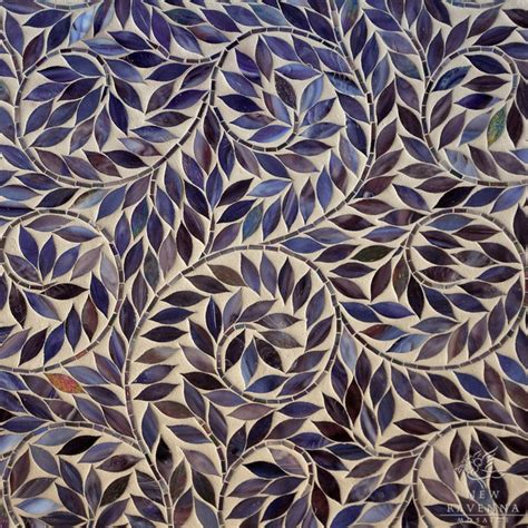 pattern tile mosaic 35 best images about mosaic tile leaf patterns on