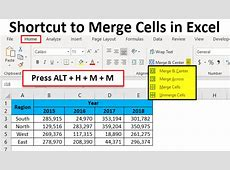 Shortcut to Merge Cells in Excel (Examples) | How To Use ... Excel Spreadsheet With Formulas Examples