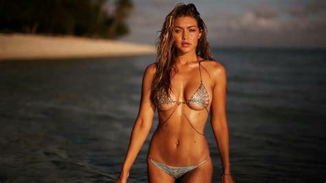 yolanda hadid shares a sexy bathing suit photo on vacation bikinimodelsworld com bikini model gigi hadid