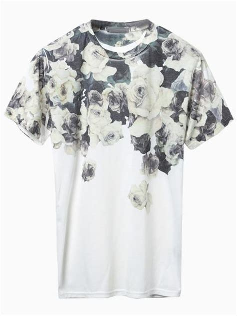 choies vintage floral print t shirt where to buy how to wear