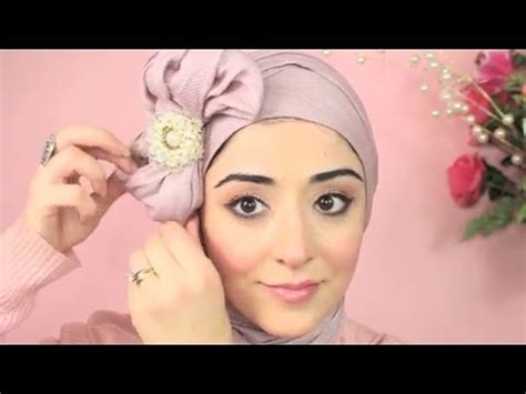 tutorial hijab turban you tube hijab tutorial pretty bow turban from my ariana grande