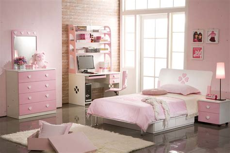 decorating ideas for girls bedrooms pink girls bedroom design ideas decobizz com