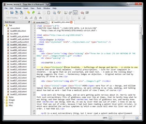 membuat format epub sigil membuat ebook berformat epub dengan cepat dan mudah
