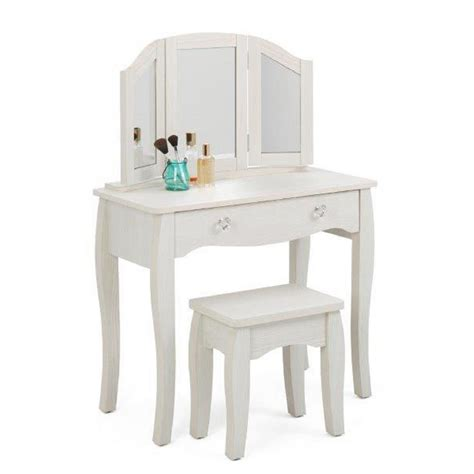 Home Depot Vanity Sets by 4d Concepts Lindsay 2 White Vanity Set 28429 The