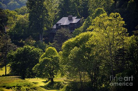 Cave Run Lake Cabins by Cabin In The Cave Run Lake Ky Photograph By Kitzman