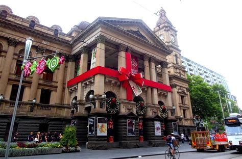 city of melbourne christmas festival 2012 melbourne