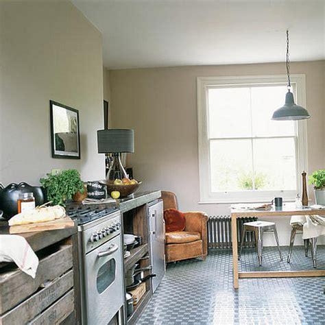 modern rustic kitchen get the look modern rustic kitchen popsugar home