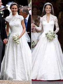 pippa middleton vs middleton whose stunning wedding