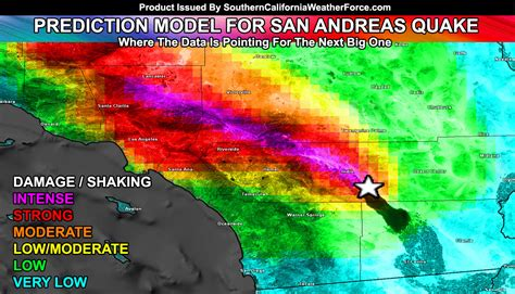 earthquake prediction 2017 breaking the code models predict next rupture point of