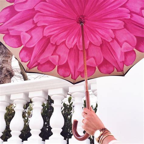 flower design umbrellas brellini umbrellas the deluge women s umbrella with