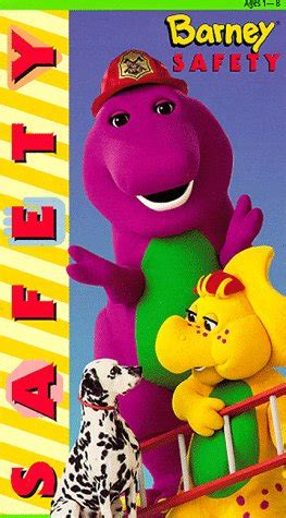 buy special vhs : barney: safety [vhs] on sale as of 11/10