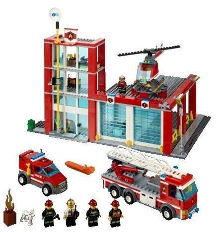 Jual Lego City Pemadam Kebakaran by Lego City Pemadam Kebakaran Mainan Lego