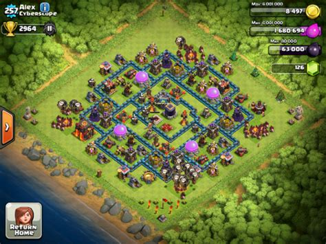 clash of clans best player the best player in the clash of clans community updated