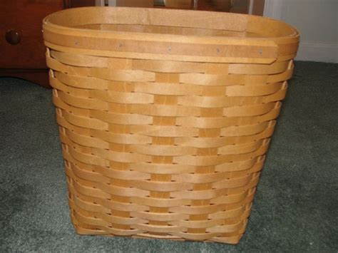 small waste baskets 60 best images about longaberger baskets and pottery on
