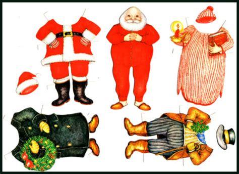 printable christmas paper dolls southern ooaks christmas vintage paper dolls