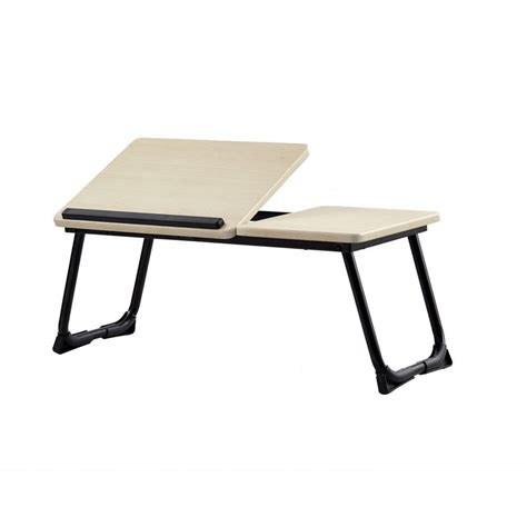 collapsible laptop desk ebay foldable bed laptop tray portable folding desk