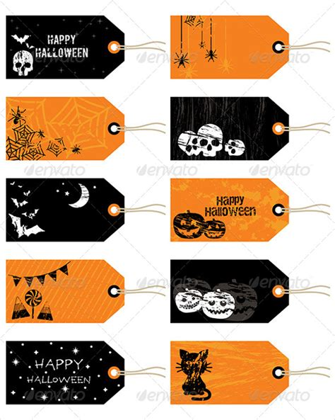 free printable gift tags for halloween treats 20 printable gift tag templates free psd ai eps