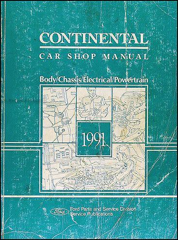 how to download repair manuals 1991 lincoln continental mark vii parental controls 1991 lincoln continental repair shop manual original