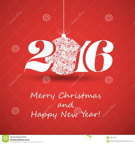 best new year card design merry and happy new year greeting card creative